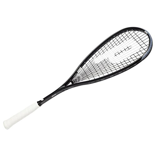Prince Pro Warrior 650 Squash Racket, Black, One Size from Prince