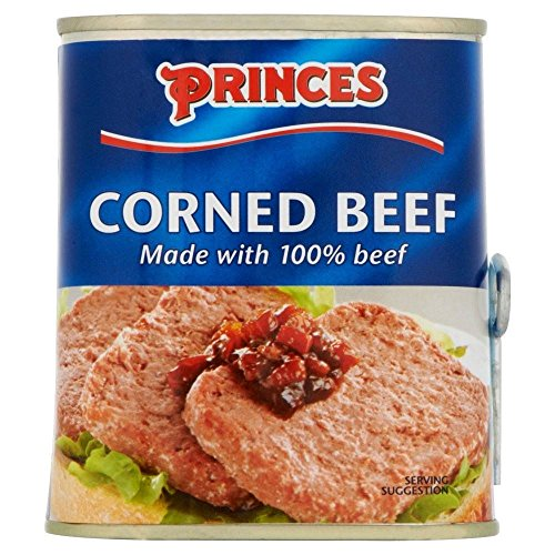 Princes Corned Beef (340g) - Pack of 2 from Princes