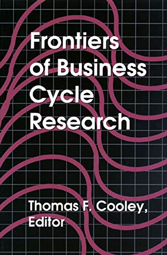 Frontiers of Business Cycle Research from Princeton University Press