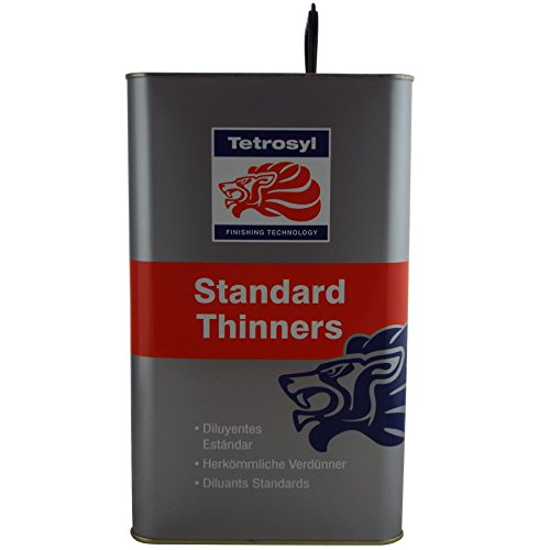 Standard Cellulose Thinners 5 Litres Gun Cleaner Paint Primer 5L FP from Pro Range