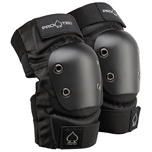 Pro Tec Street Elbow Pads Black - X-Large from Pro Tec