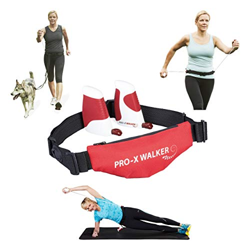 Pro X Walker - Turn your DOG walk into a workout - Personal walking trainer on the go (strong - 1.0) from Pro X Walker