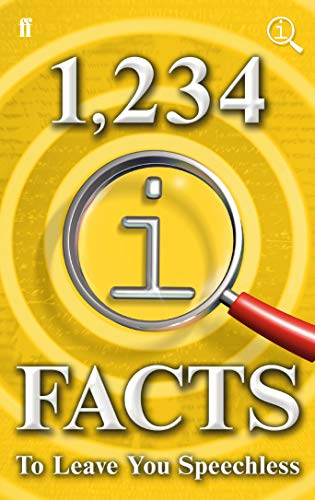 1,234 QI Facts to Leave You Speechless from Faber