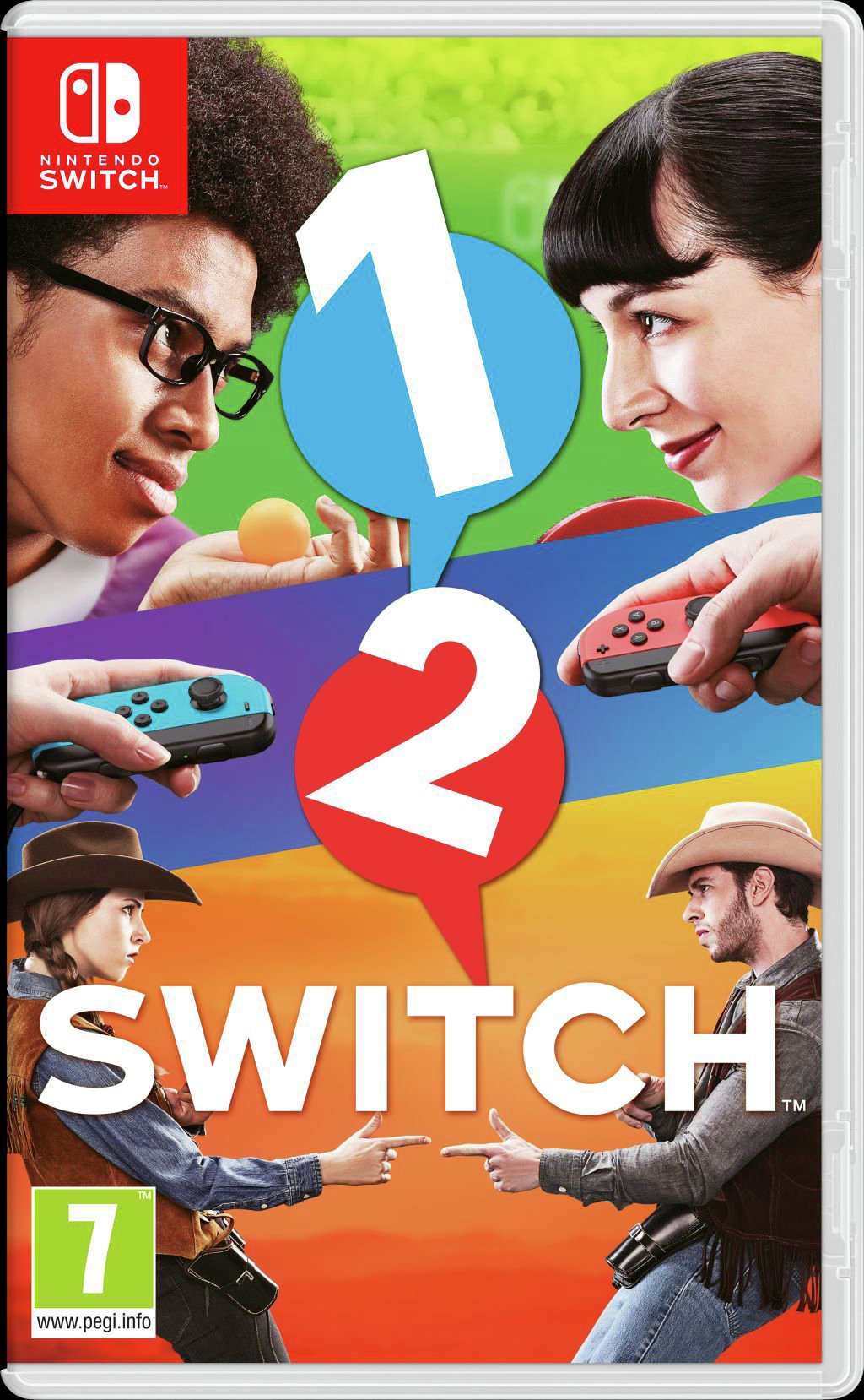 1-2 Switch Nintendo Switch Game from Nintendo