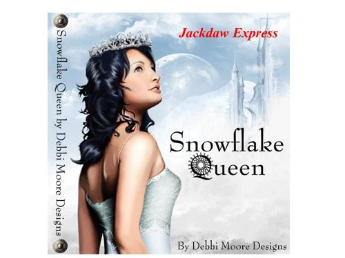 1 x Debbi Moore Designs Snowflake Queen CD Rom (291509) from Jackdaw Express