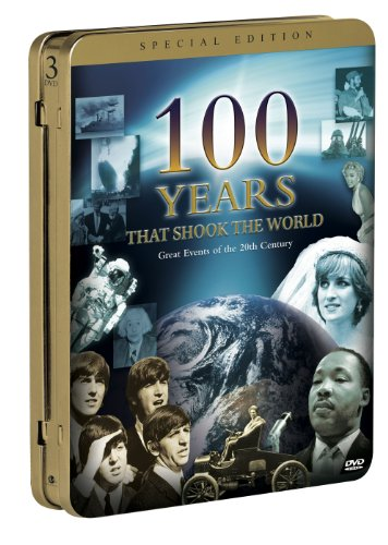 100 Years That Shook the World [DVD] [2003] [Region 1] [US Import] [NTSC] from IMAGE ENTERTAINMENT