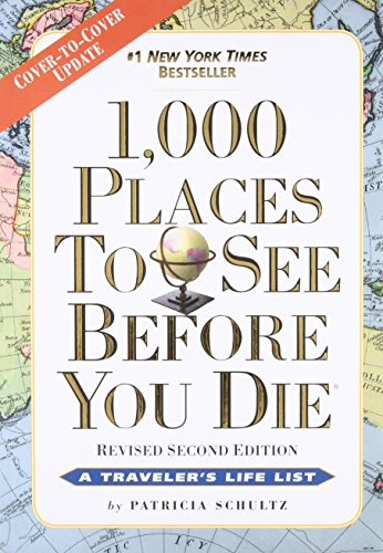 1000 Places to See Before You Die from Workman Publishing