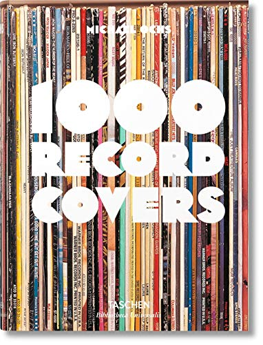 1000 Record Covers: BU (Bibliotheca Universalis) from Taschen