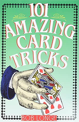 101 Amazing Card Tricks from Sterling Juvenile