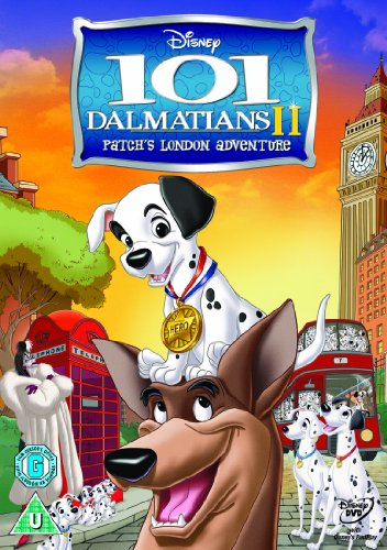 101 Dalmatians II: Patch's London Adventure [DVD] from Walt Disney Studios Home Entertainment