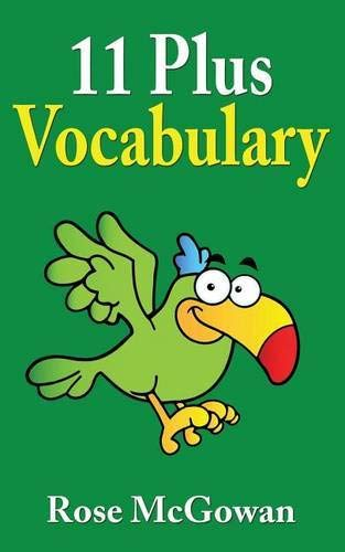 11 Plus Vocabulary from Createspace