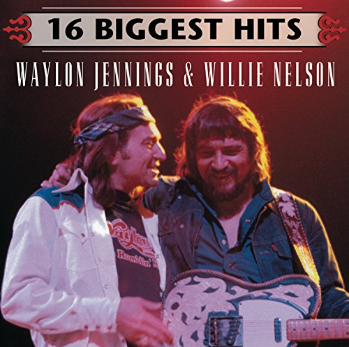 16 Biggest Hits (Rmst) (Slip) from Nelson, Willie