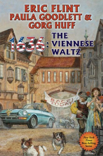 1636: The Viennese Waltz (Ring of Fire) from Baen/Pikachu Press C/O S/S Inc