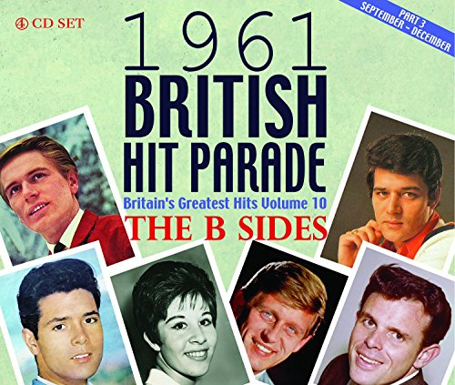1961 British Hit Parade The B-Sides Pt. Three: Sept-Dec from Acrobat