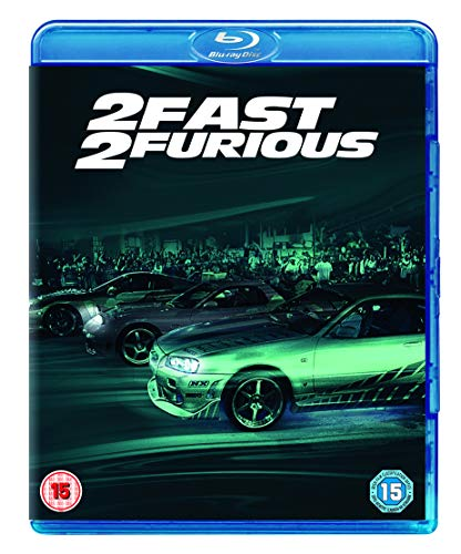 2 Fast, 2 Furious [Blu-ray] [Region Free] from Universal Pictures