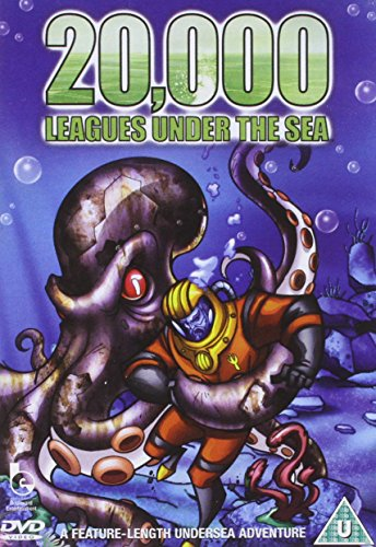 20,000 Leagues Under The Sea [DVD] from Boulevard