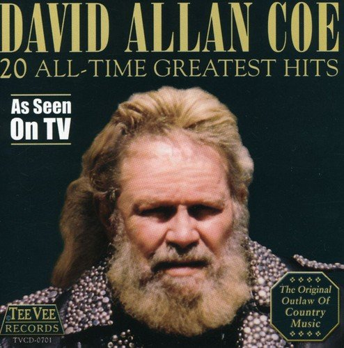 20 All-Time Greatest Hits from Coe, David Allan