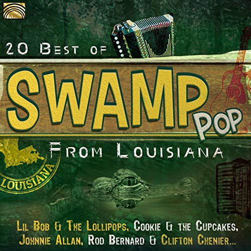 20 Best Of Swamp Pop From Louisiana from ARC