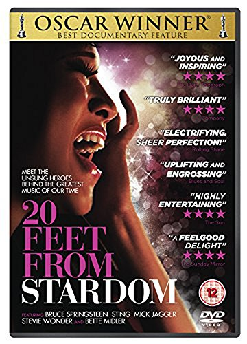 20 Feet from Stardom [DVD] [2013] from Spirit Entertainment Limited