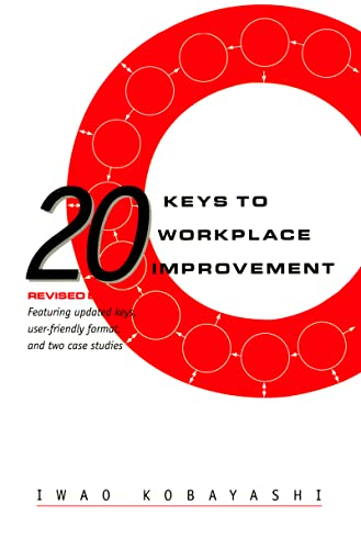 20 Keys to Workplace Improvement (Manufacturing & Production) from Productivity Press