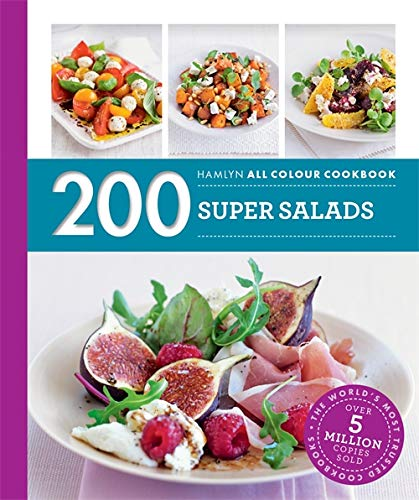 200 Super Salads: Hamlyn All Colour Cookbook (Hamlyn All Colour Cookery) from Hamlyn