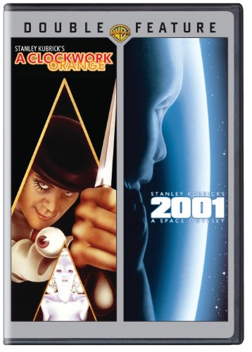 2001: A Space Odyssey / Clockwork Orange [DVD] [Region 1] [US Import] [NTSC] from Warner Manufacturing