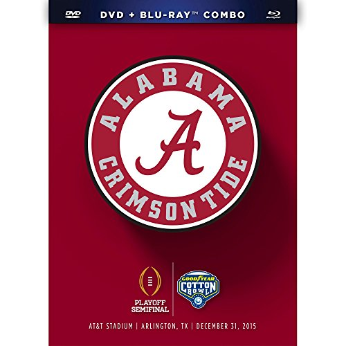 2016 CFP Goodyear Cotton Bowl (DVD+BD Combo) [Blu-ray] from Sony Pictures Home Entertainment