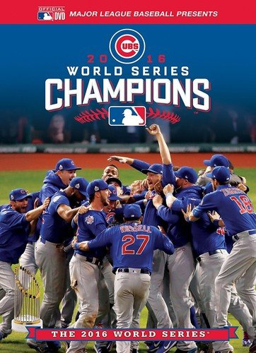 2016 World Series Champions: The Chicago Cubs from Shout Factory