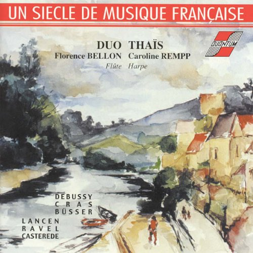 20th Century French Works for Flute and Harp