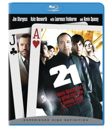 21 [Blu-ray] [2008] [US Import] from Sony