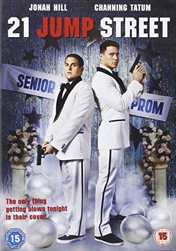 21 Jump Street [DVD] [2012] from Sony Pictures Home Entertainment