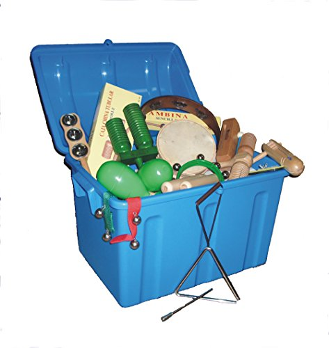 28 Education instruments set (case free) from Samba