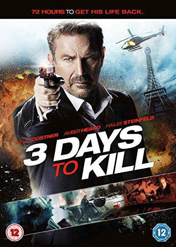 3 Days to Kill [DVD] from SH123