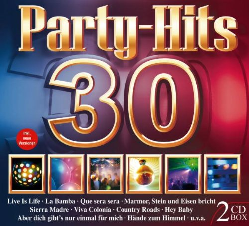 30 Party-Hits