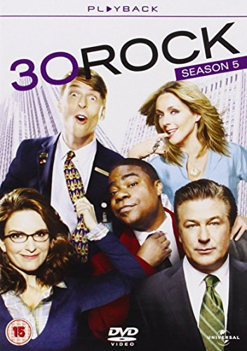 30 Rock Season 5 [DVD] from Universal/Playback