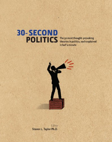 30-Second Politics: The 50 Most Thought-provoking Theories in Politics from Icon Books Ltd