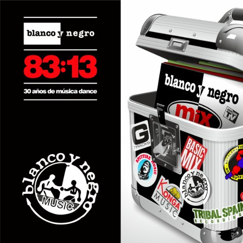 30 Years Of Dance Music Blanco Y Negro