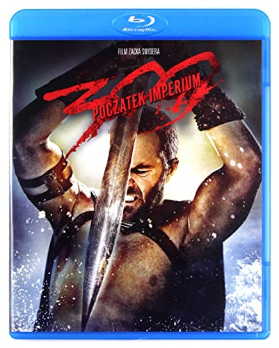 300: Rise of an Empire [Blu-Ray] [Region 2] (English audio. English subtitles) from Galapagos