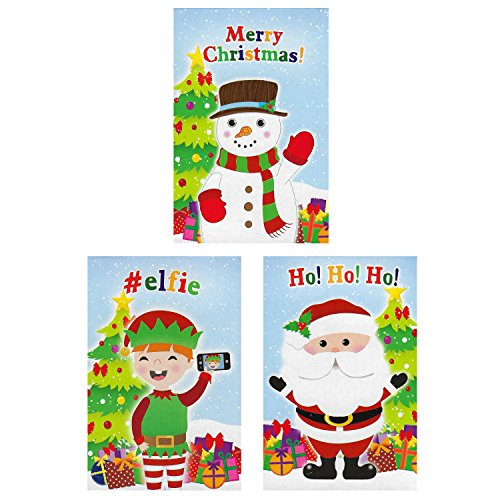 36 x Mini Christmas Notepads from HENBRANDT