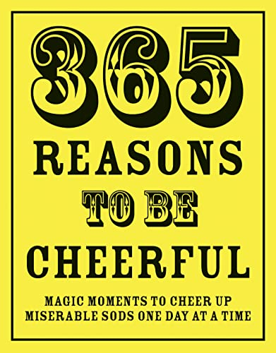 365 Reasons To Be Cheerful from Portico