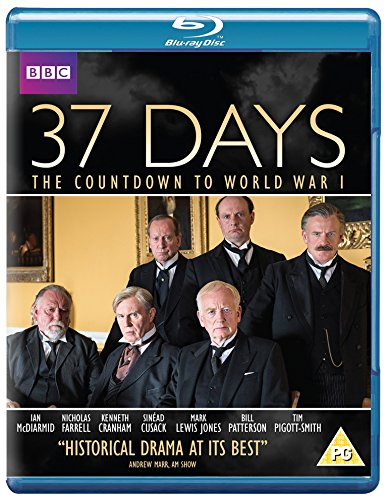 37 Days: The Countdown To World War 1 (BBC) [Blu-ray] from Spirit Entertainment Limited