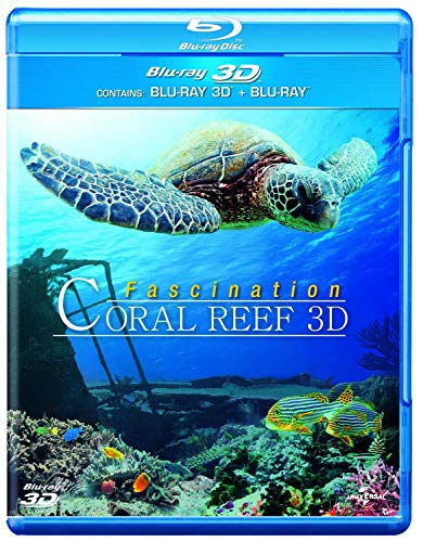 3D Coral Reef (Blu-ray 3D + Blu-ray) [2012] from Universal Pictures