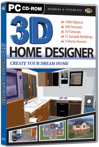 3D Home Designer DVD (PC) from Avanquest Software