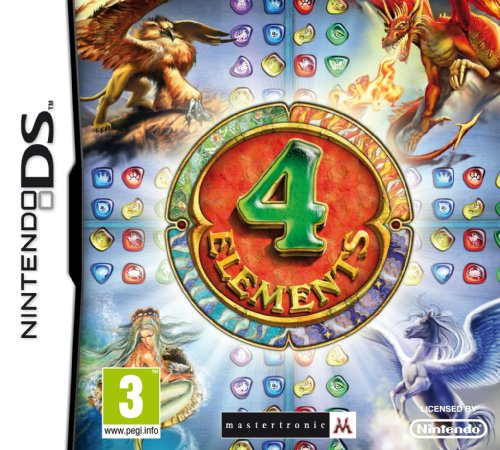 4 Elements (Nintendo DS) from Mastertronic