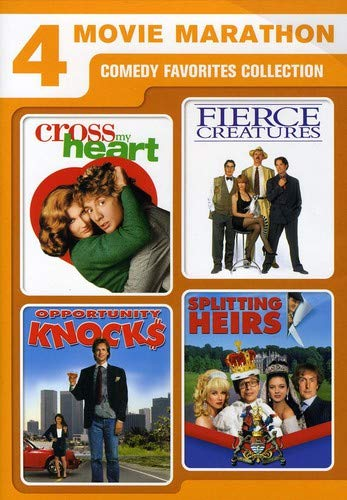 4 Movie Marathon: Comedy Favorites Collection [DVD] [Region 1] [US Import] [NTSC] from Universal Studios
