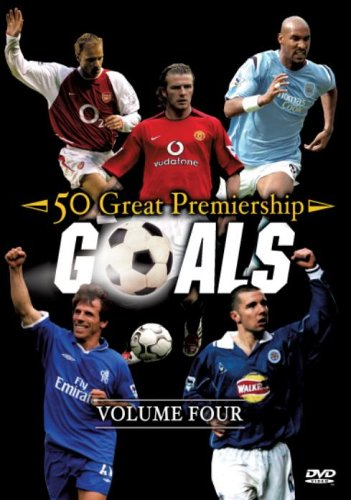 50 Great Premiership Goals - Vol. 4 [DVD] from Boulevard