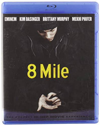 8 Mile (US Import) [Blu-ray] [2002] from Universal Home Video