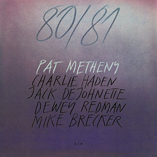 80/81 from ECM RECORDS
