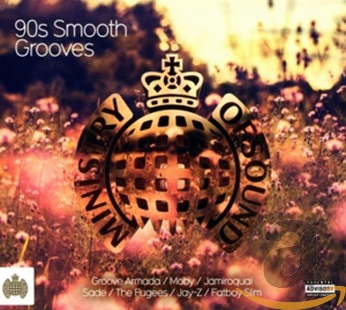 90s Smooth Grooves from Ministry of Sound