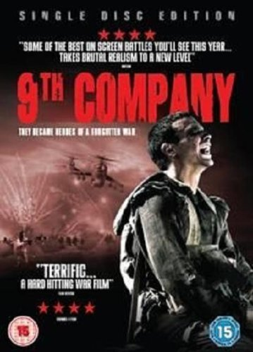9th Company (Single Disc) [2008] [DVD] from Entertainment One